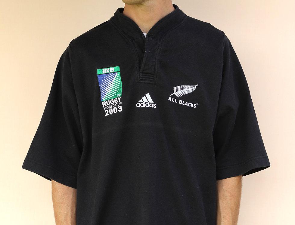 All Blacks/ Adidas Jersey