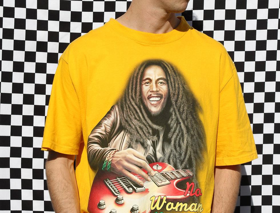 Bob Marley Yellow T-shirt