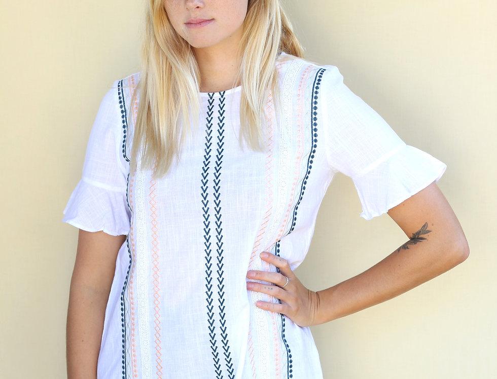 Summer Blouse Dress