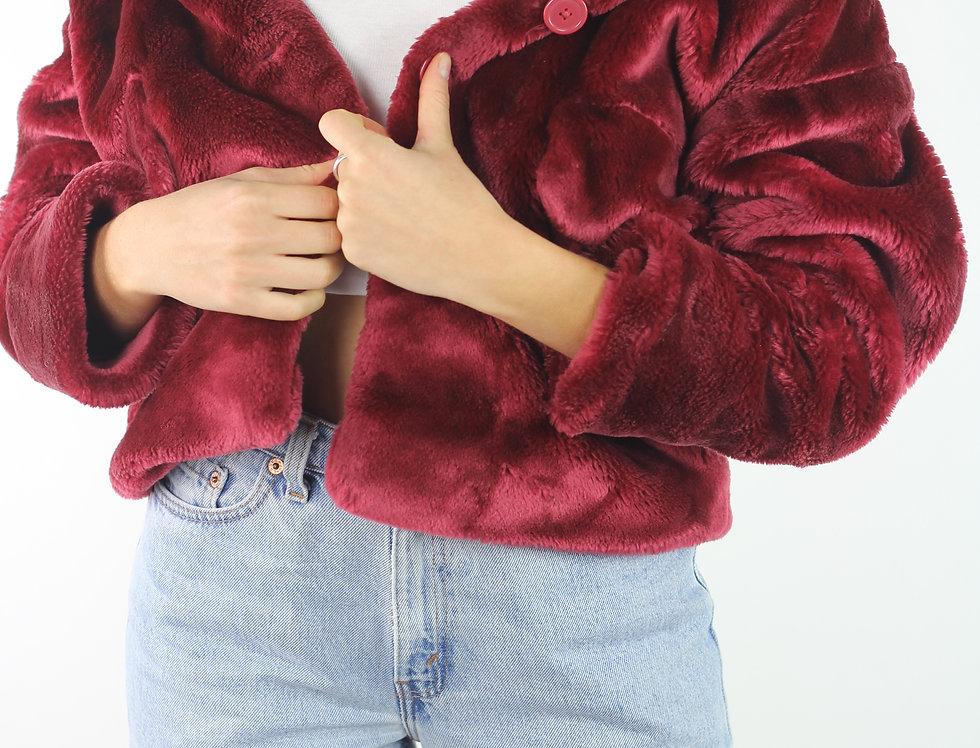 GAP Furry Jacket