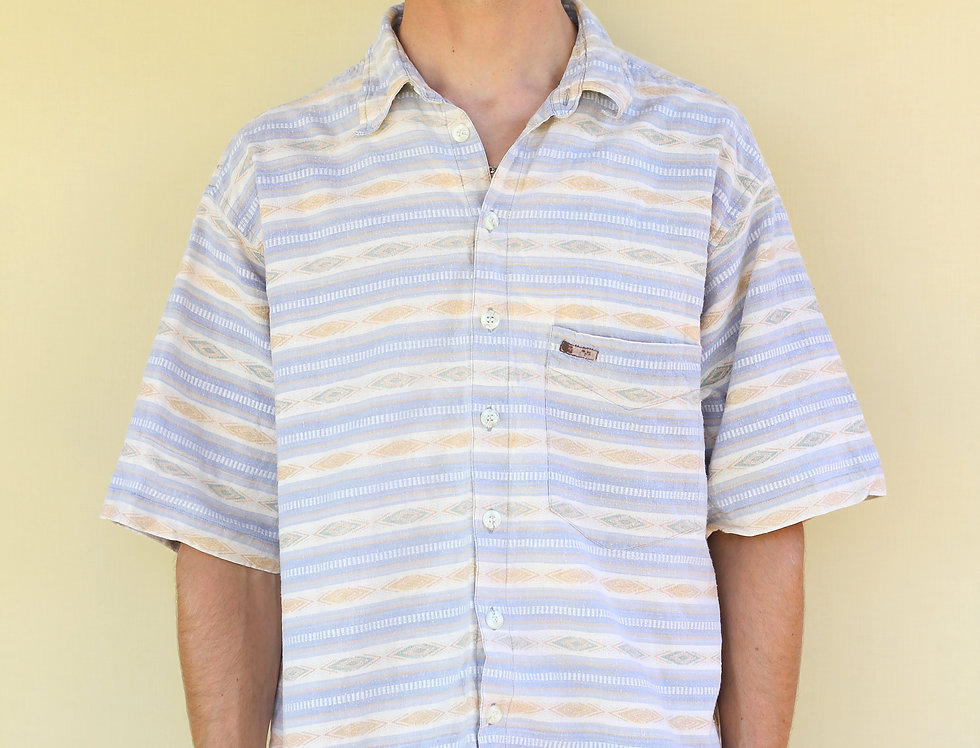 Blue Stone Shirt