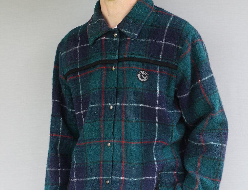 Swanndri Wool Shirt