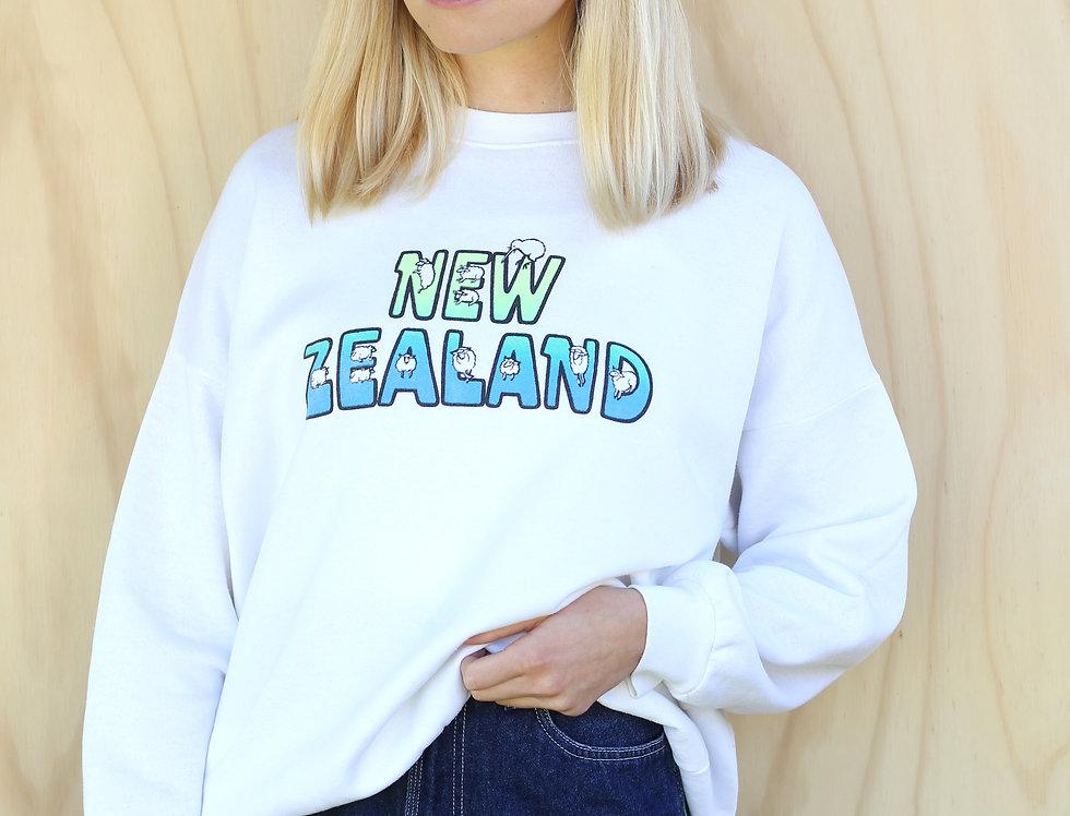 Vintage New Zealand Crew Neck