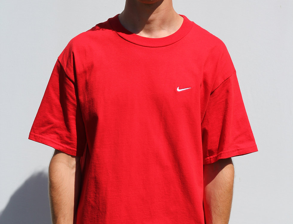Red Nike T