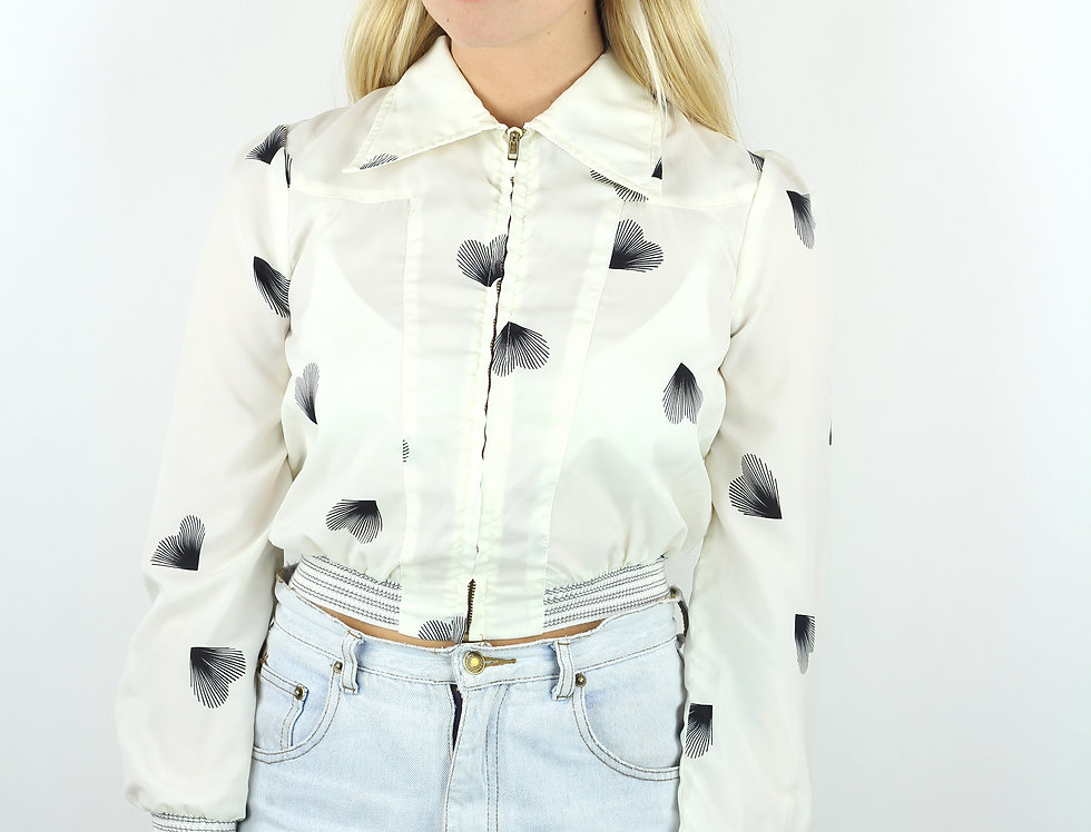 Vintage 60's Blouse Jacket