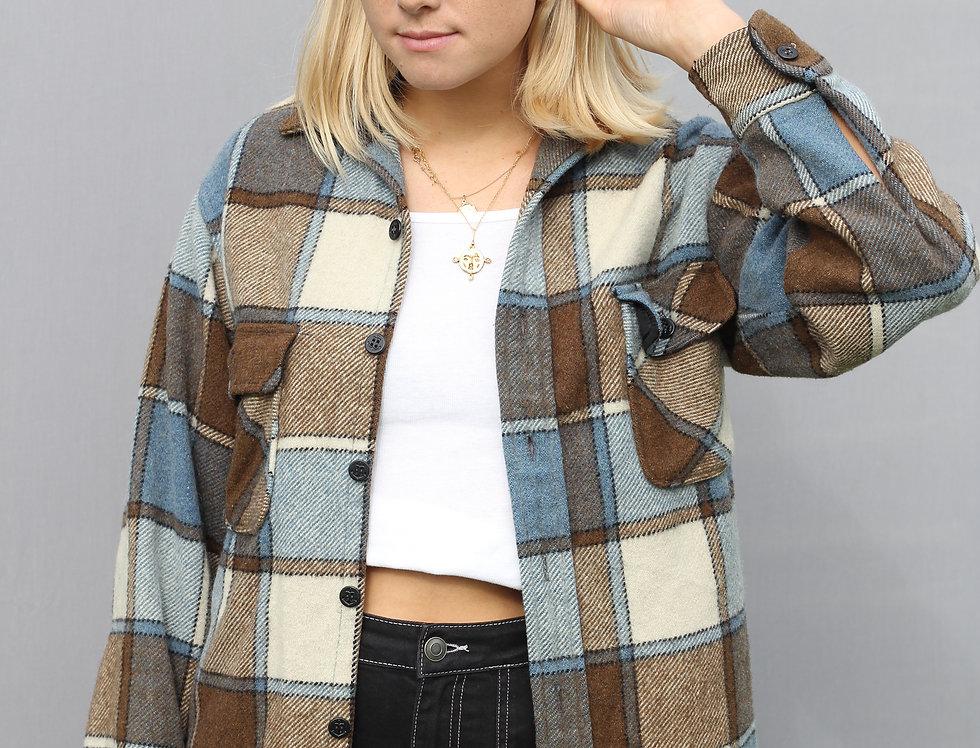 Heavy Wool Shirt
