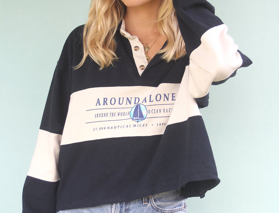 1998-1999 Around Alone Sailing Polo