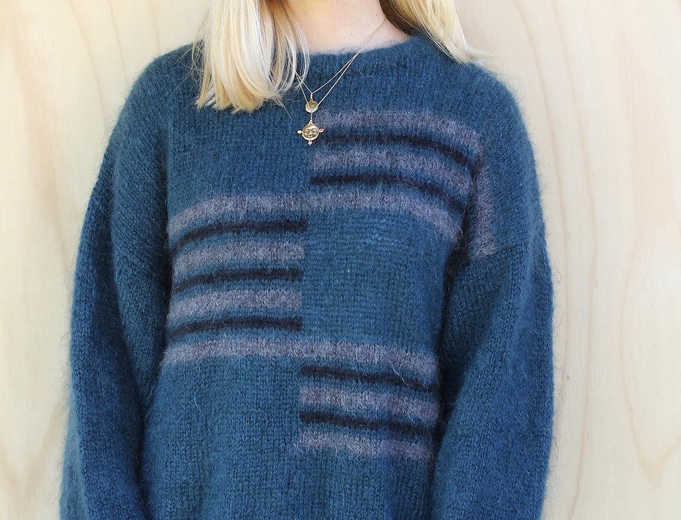 Fuzzy Warm Wool Knit