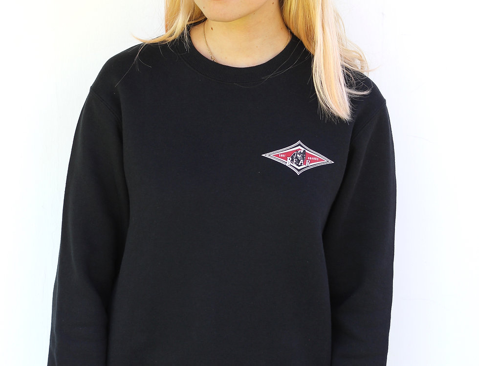 Bear Surfboards Crew Neck