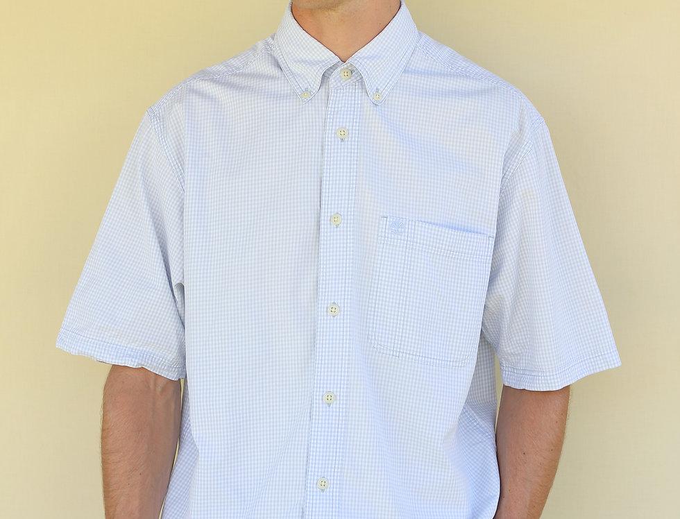 Light Blue Timberland Shirt