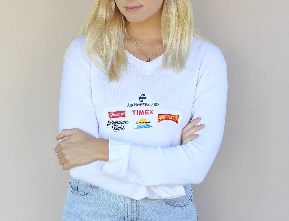 90's brand sweater