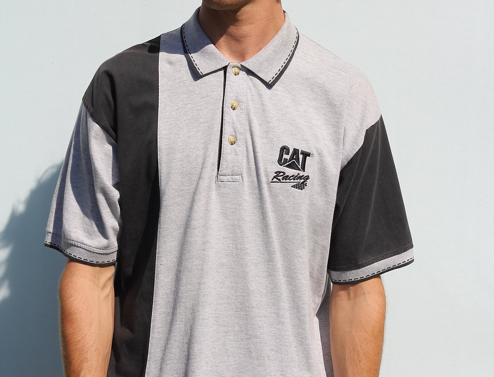 CAT polo