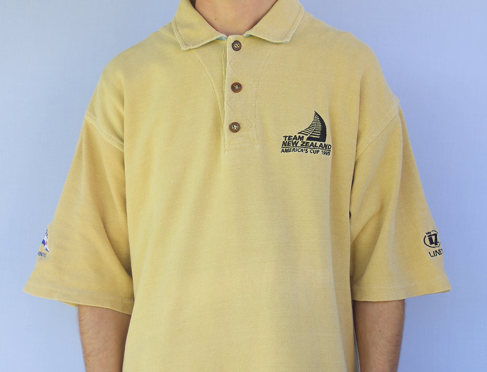 1995 Line 7 America's Cup Polo