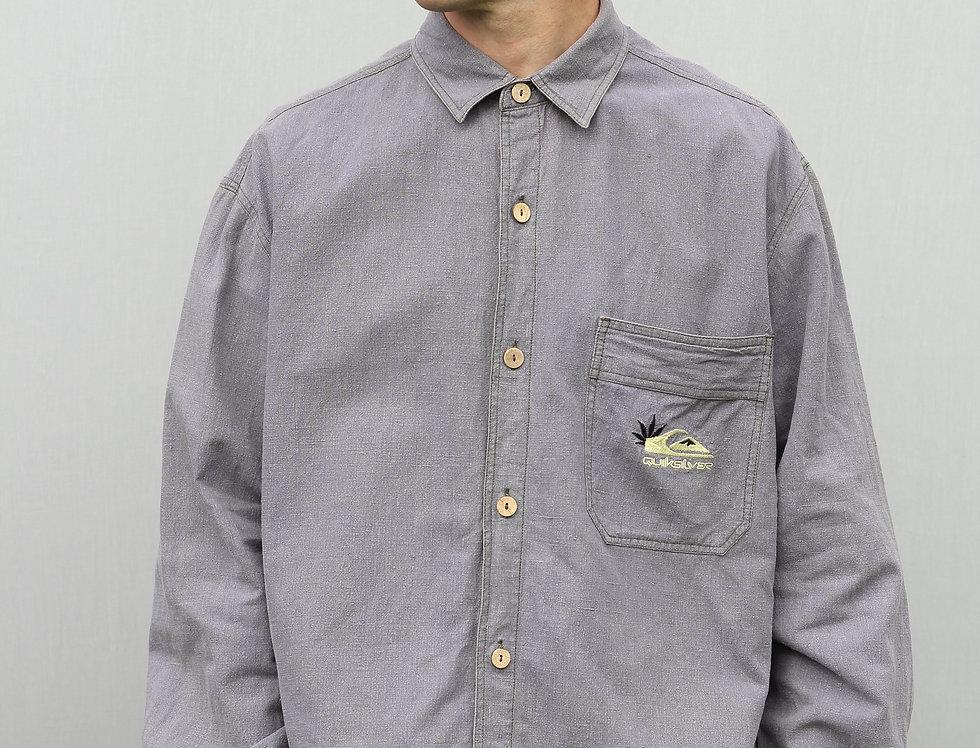 Quiksilver Hemp Shirt