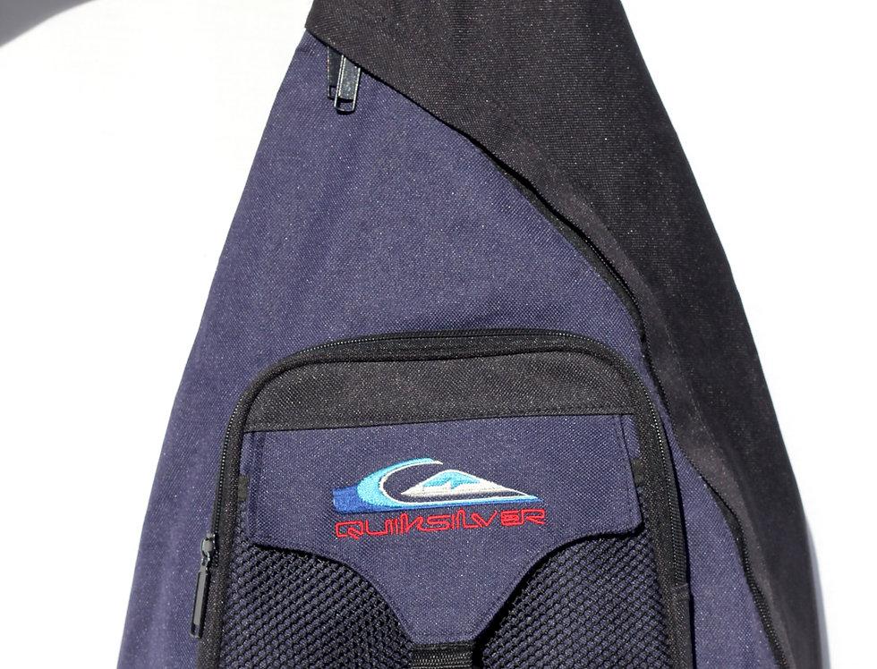 Retro Quiksilver Shoulder Bag