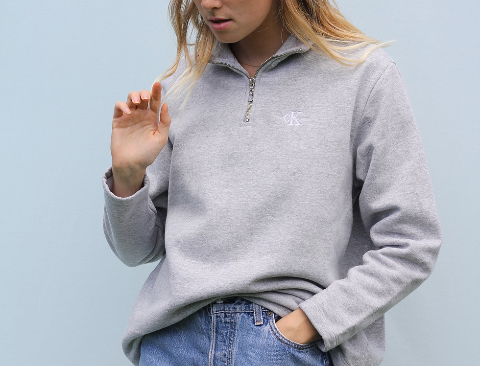 Calvin Klein Quarter Zip