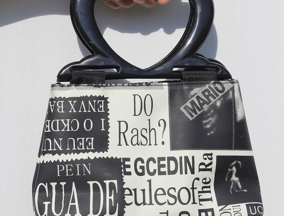 Heart Handle 90's Bag