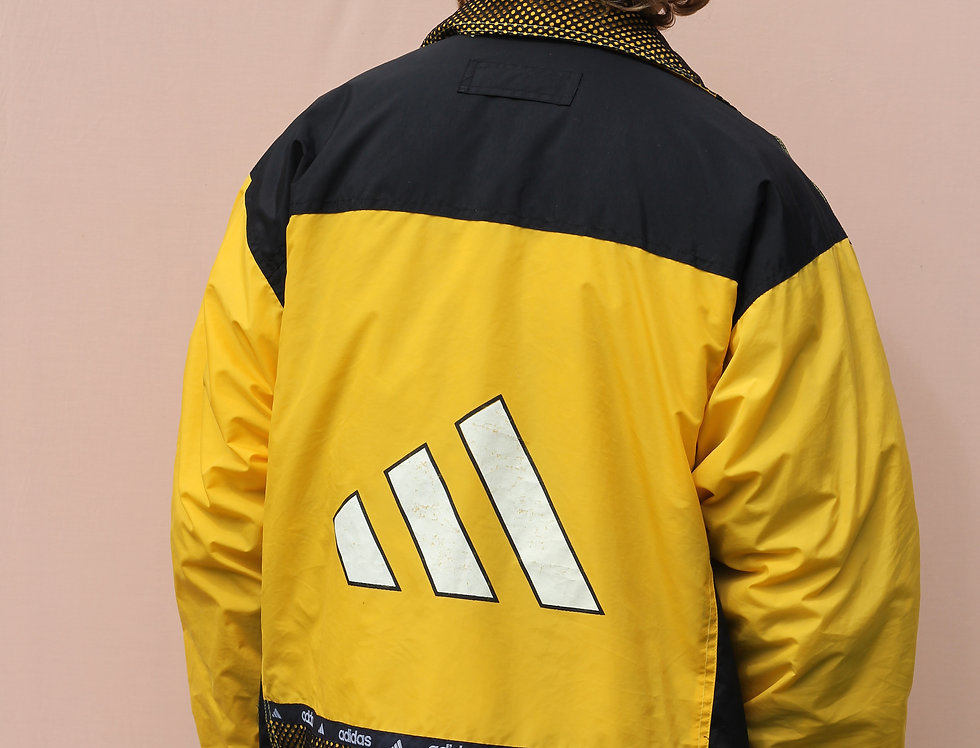 Bootleg Adidas Jacket (missing zip)