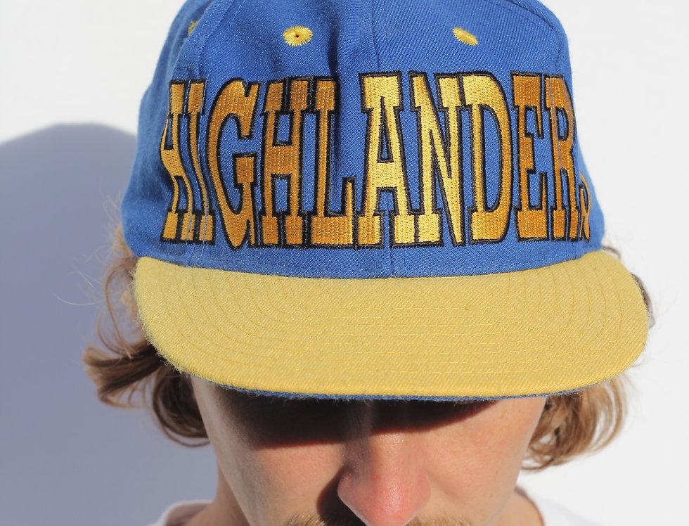 Highlanders Super 12 Rugby Hat