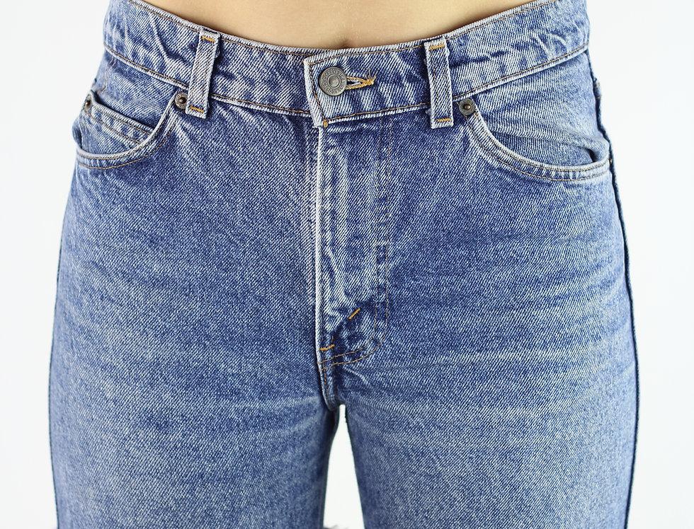 Levi's Orange Tab Shorts