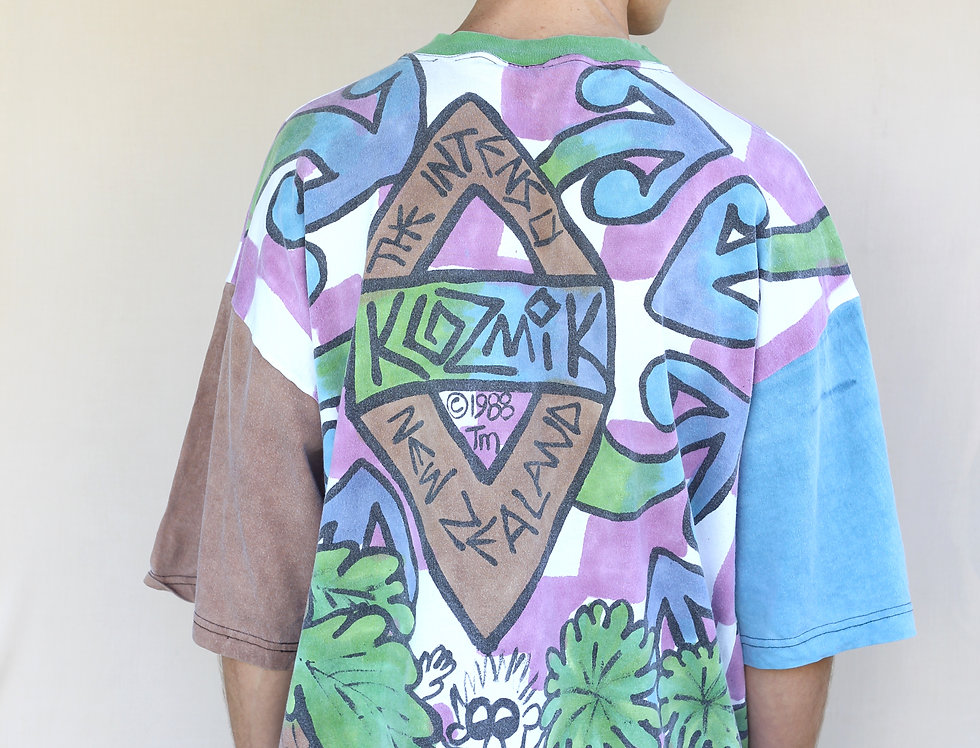 1988 Kozmik NZ Vintage T