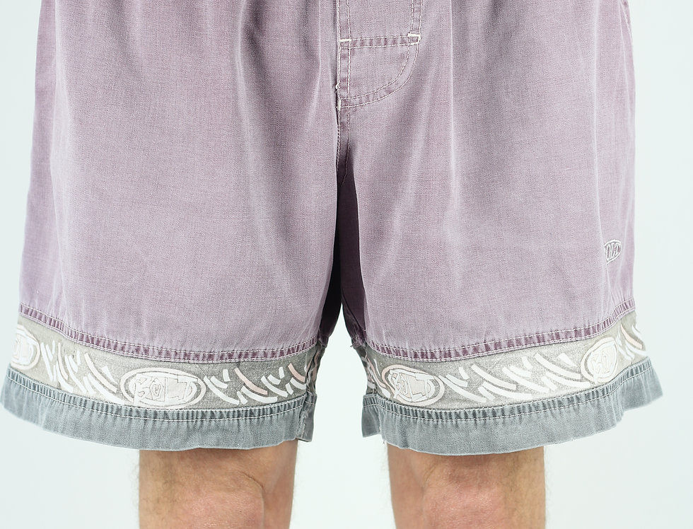 Vintage Lightning Bolt Shorts