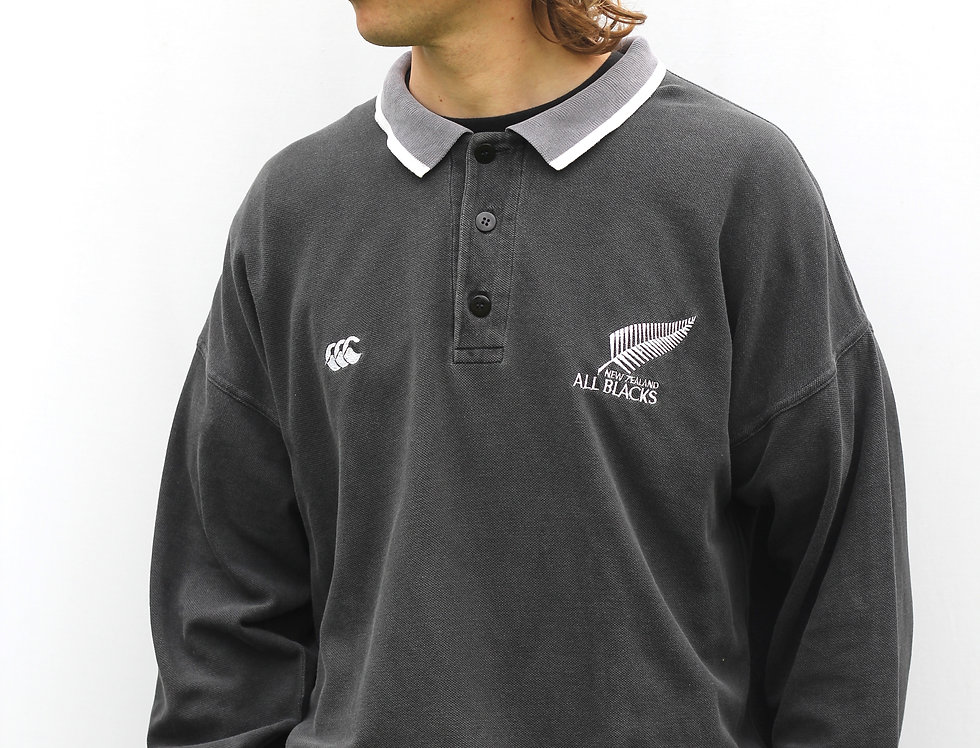 All Blacks Canterbury Longsleeve