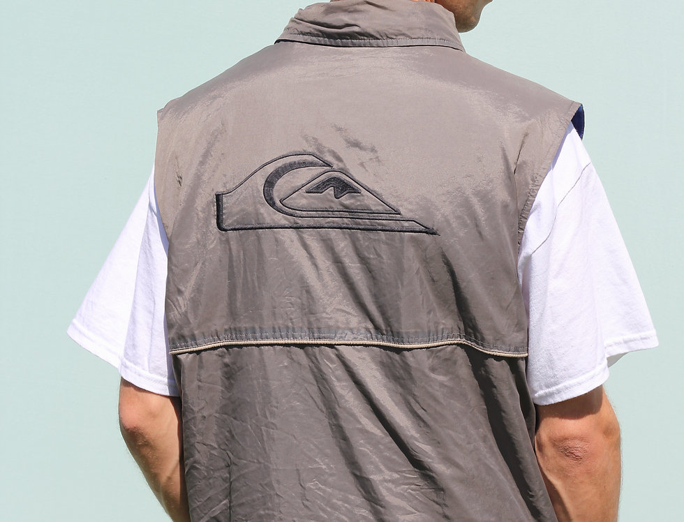 Retro Quicksilver Vest