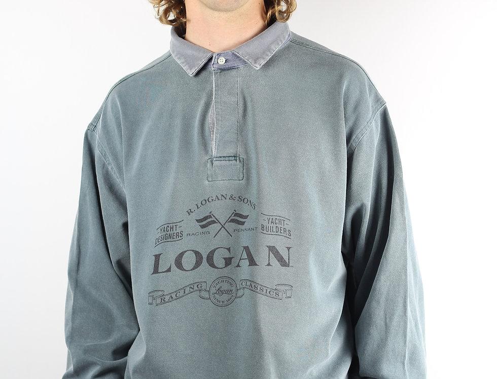 Logan Long Sleeve Polo