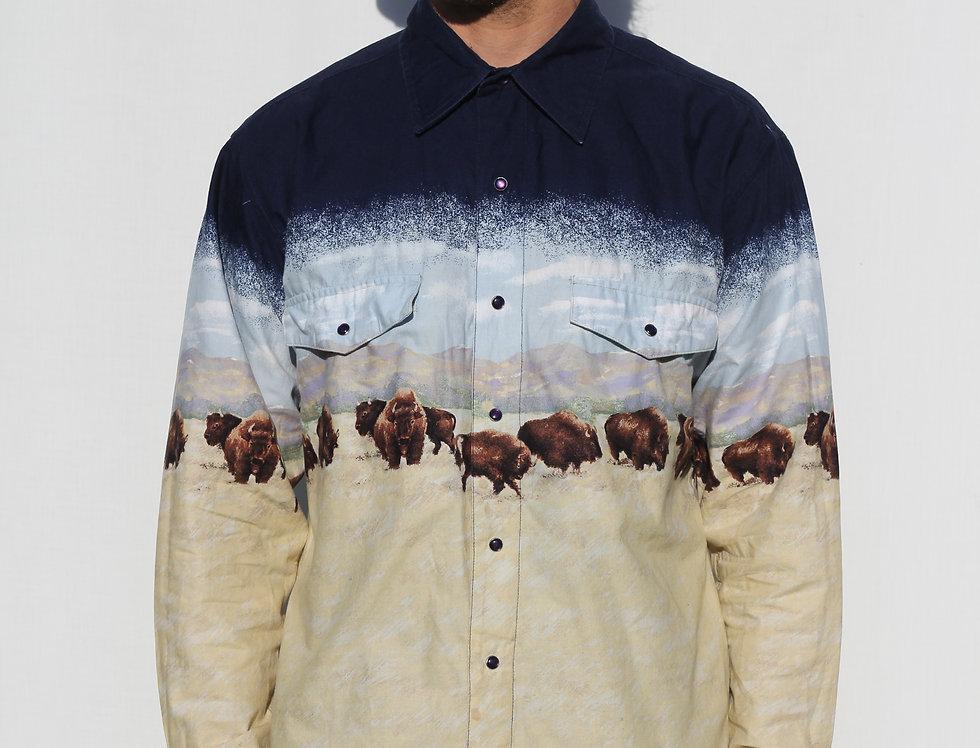 Buffalo Cowboy Shirt