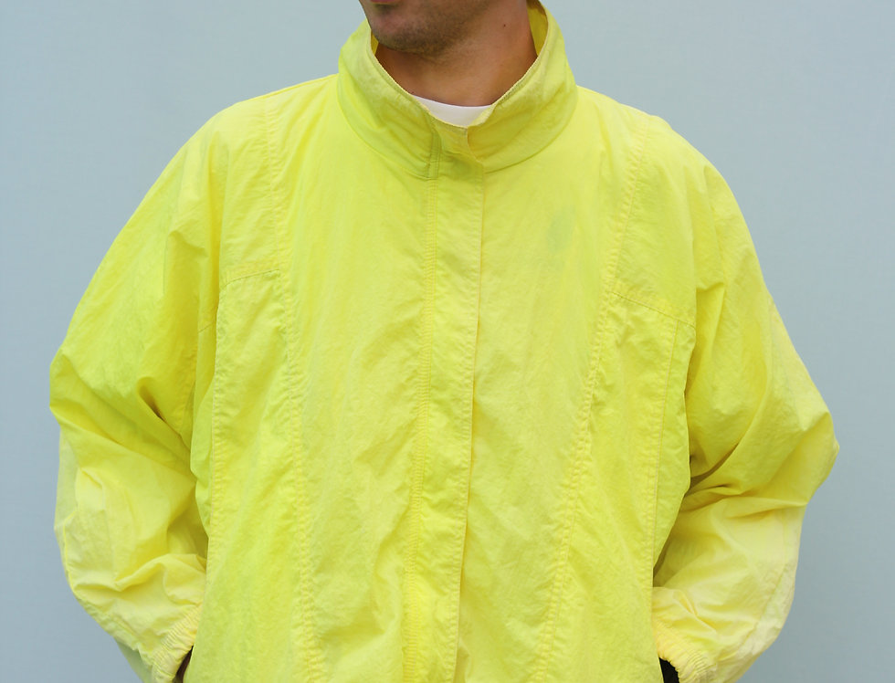 Fluro Yellow Jacket