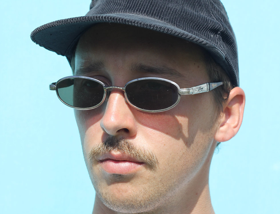 Slim 70's shades
