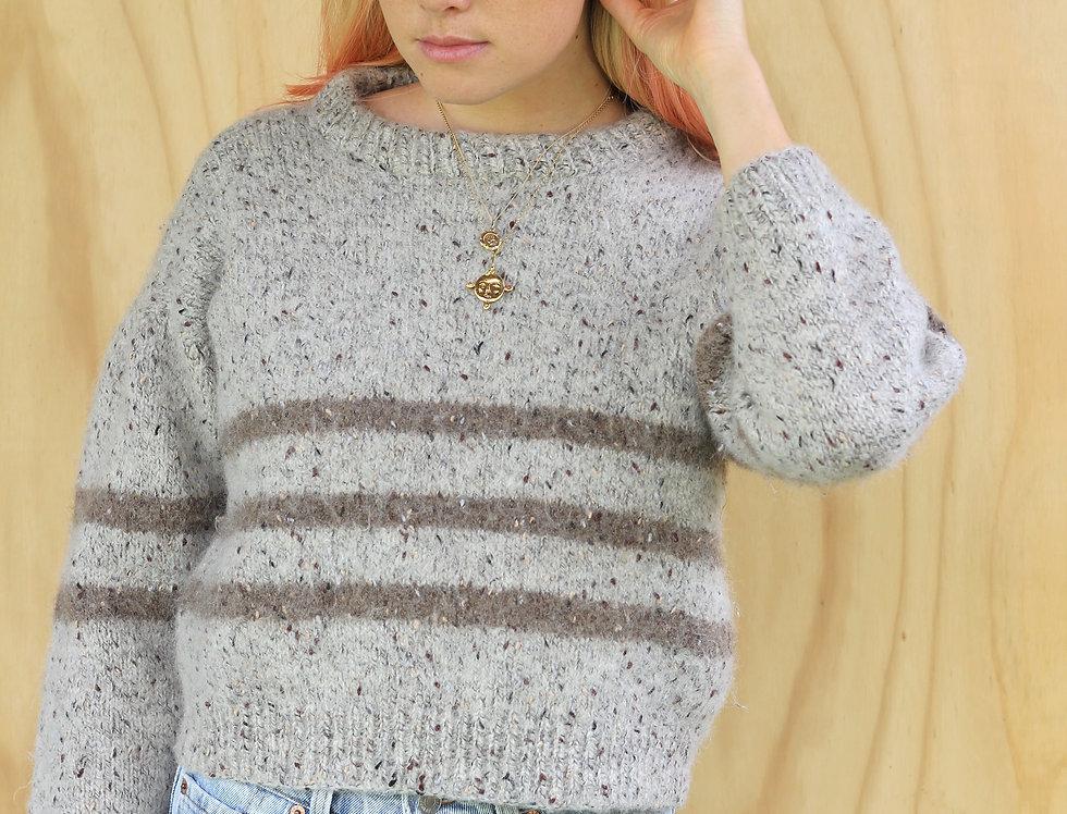 Scandinavian Wool Jumper