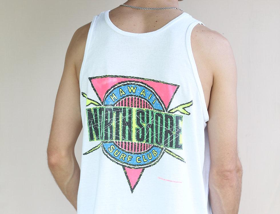 1990 Vintage North Shore Surf Singlet