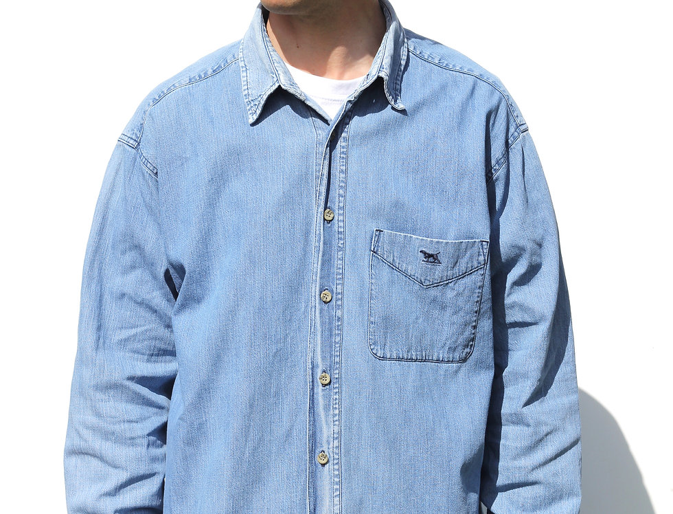 Rodd & Gunn Denim Shirt (NZ Made)