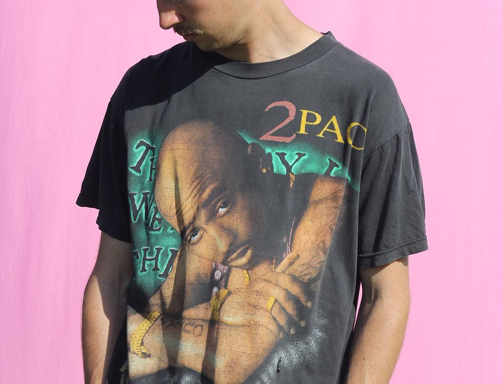 2PAC 'All Eyez On Me' T