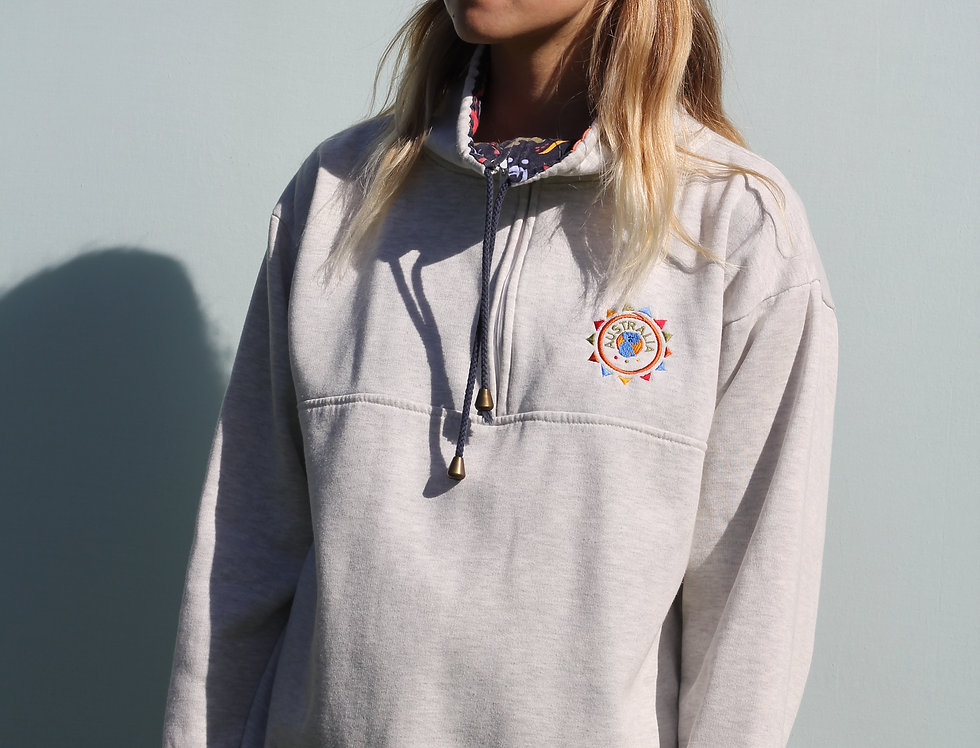 Retro Australia Jumper