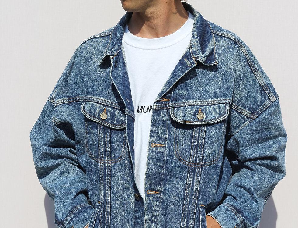Vintage Lee Acid Wash Jacket