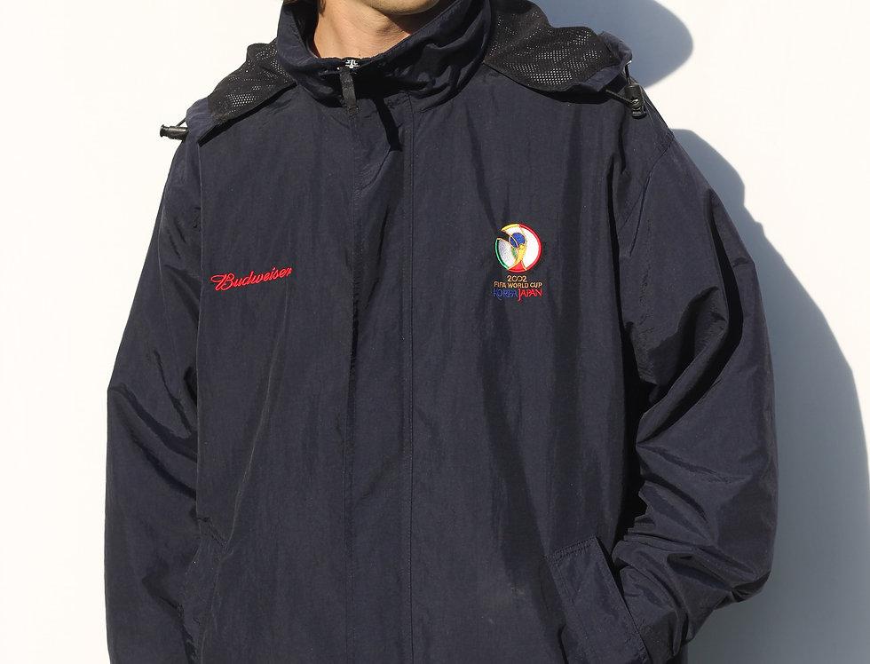 2002 Fifa World Cup/ Budweiser Jacket