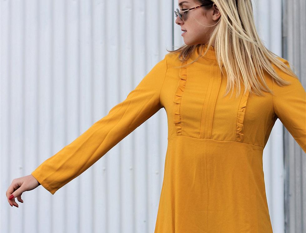 70s Mango Dress