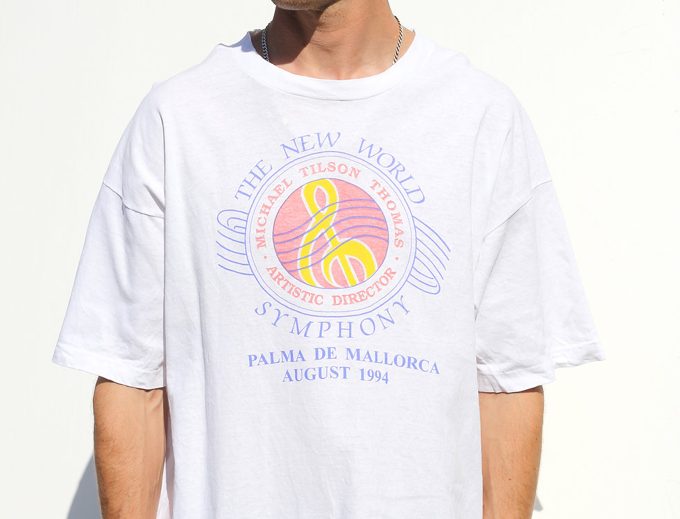1994 The New World Symphony T