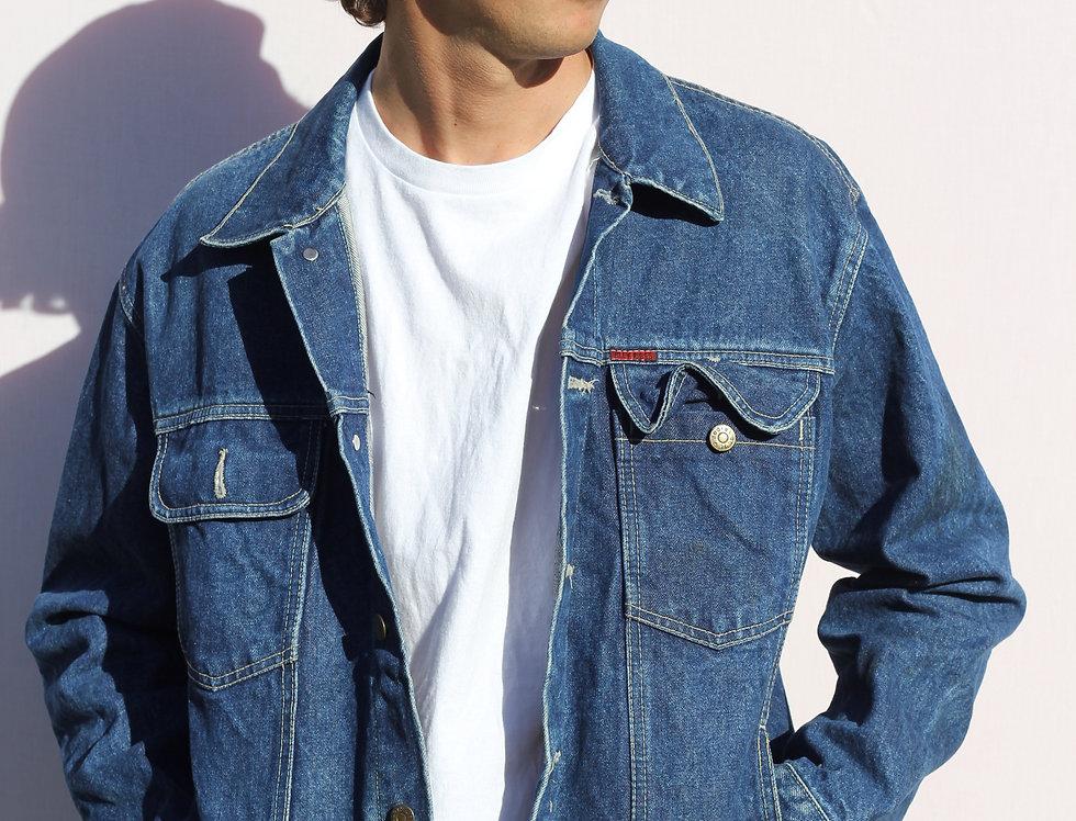 Bluerige Denim Jacket