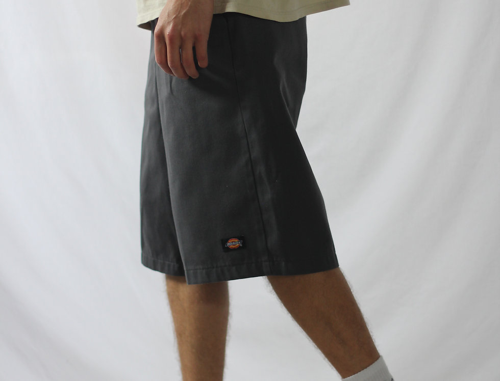 Charcoal Dickies loosefit Shorts