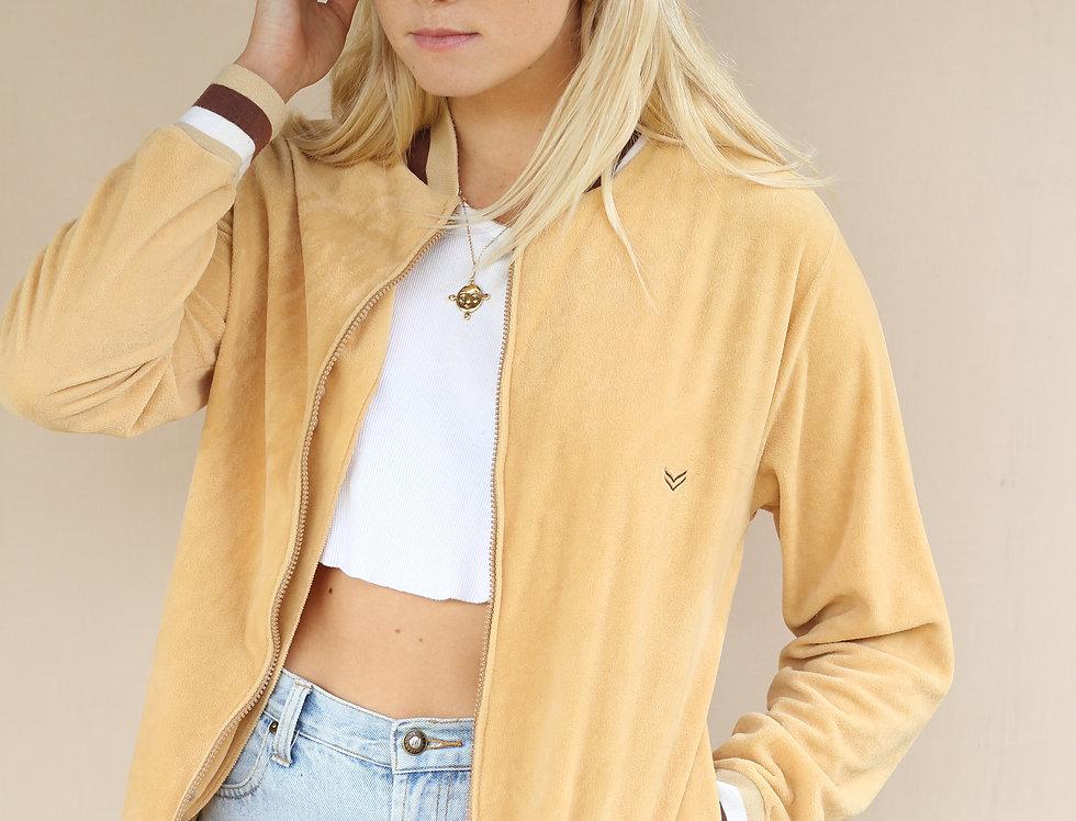 Vintage Wyndham Velour Jacket