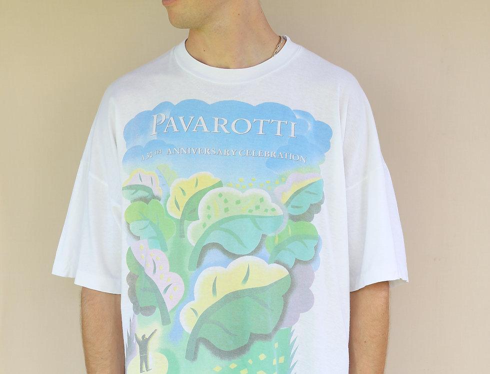 1991 Vintage Pavarotti T