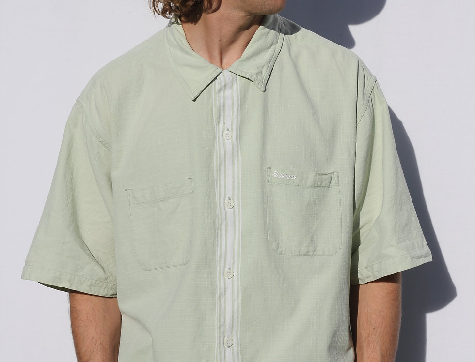 Vintage Billabong Mint Shirt