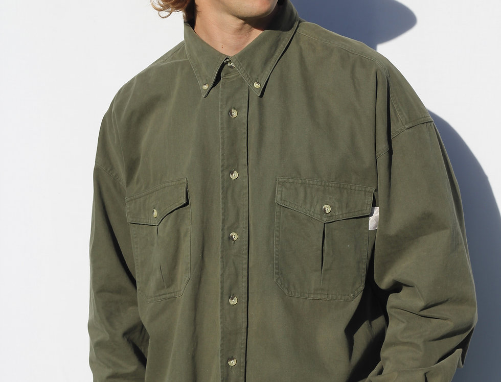 Army Green Canterbury Shirt