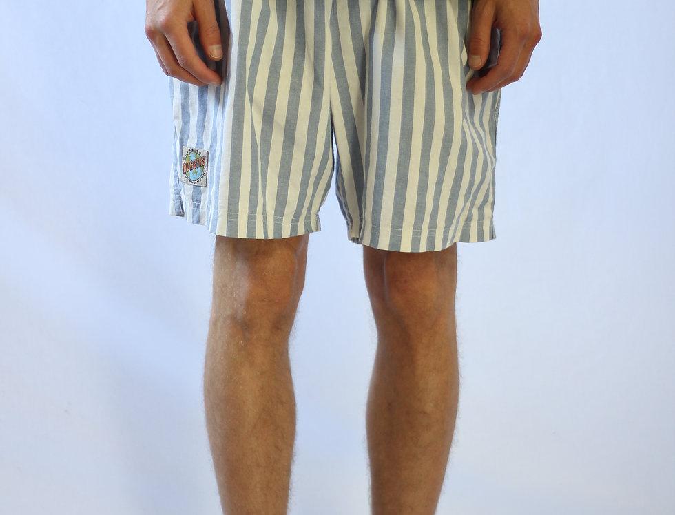 Retro Stripe Ruggers Trunks