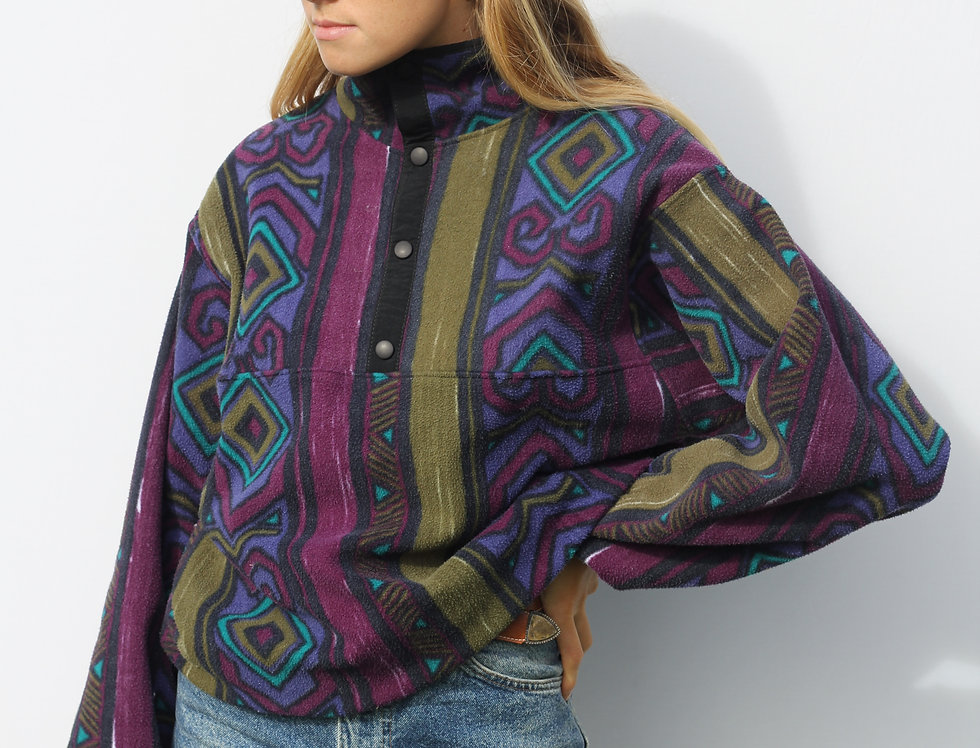 Retro Olympia Fleece