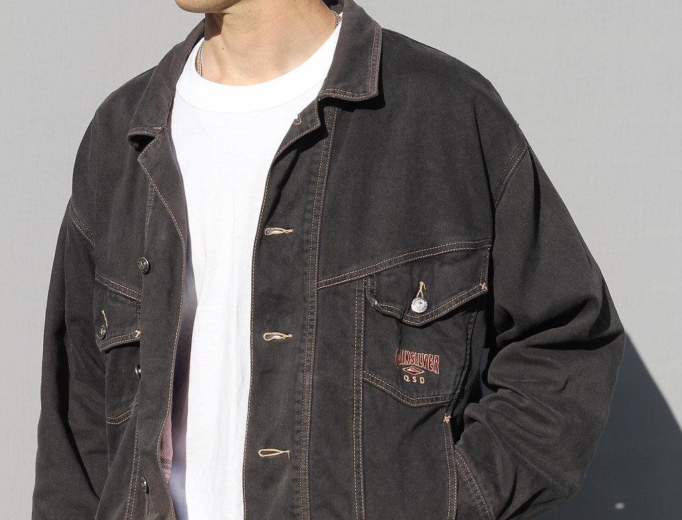 Vintage Quiksilver Denim Jacket